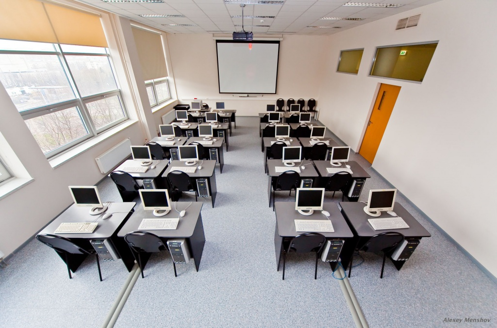 о школе компьютерной графики